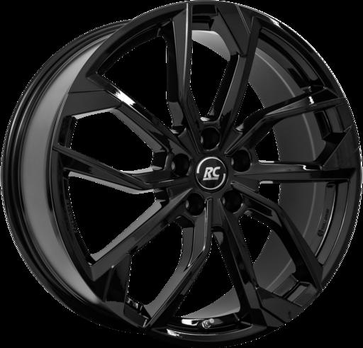 RC DESIGN RC34 Zwart 17 inch velg