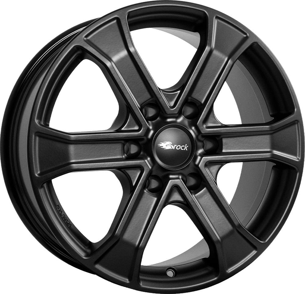 RC DESIGN RC31 Mat zwart 18 inch velg