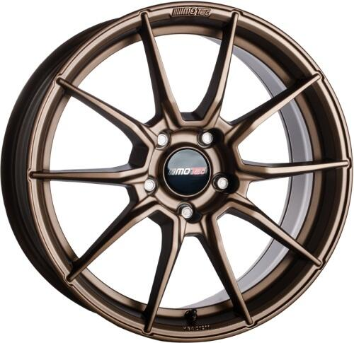 Motec Ultralight mat bronze 19 inch velg