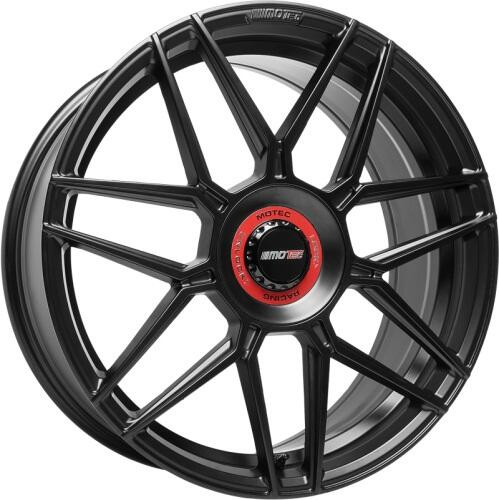 Motec GT.one black painted 19 inch velg