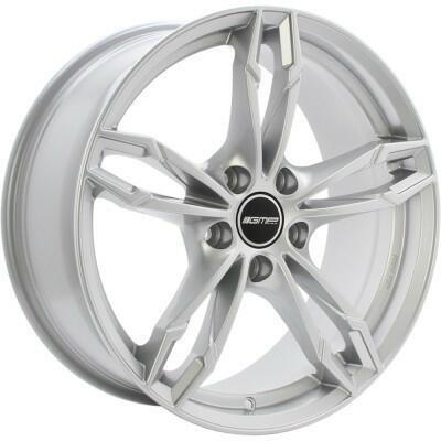 GMP DEA Zilver 19 inch velg