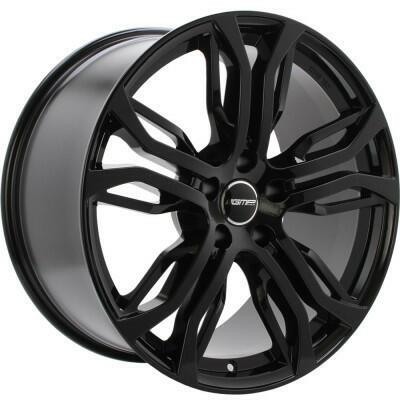 GMP DYNAMIK Zwart 20 inch velg
