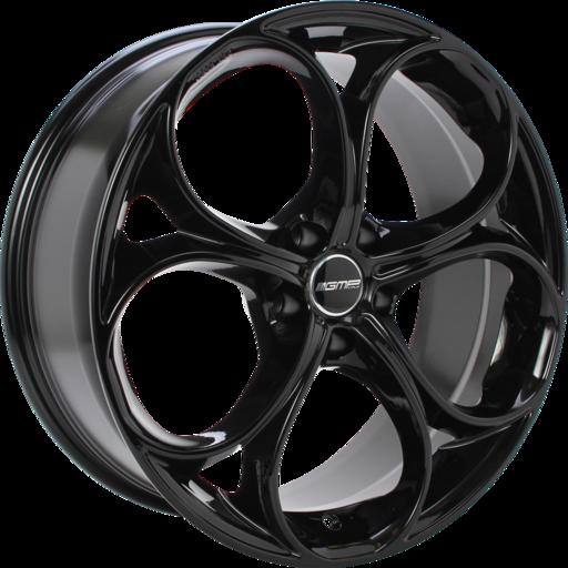 GMP DRAKE Zwart 19 inch velg