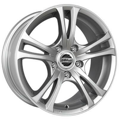 GMP EASY R Zilver 15 inch velg