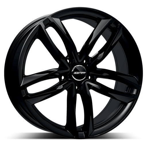 GMP ATOM Black shiny 18 inch velg