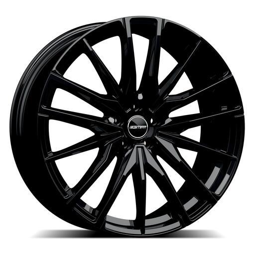 GMP SPARTA Black glossy 21 inch velg