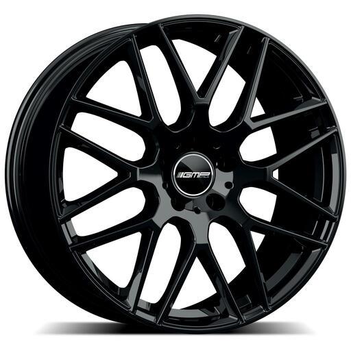 GMP BERGHEM Black glossy 19 inch velg