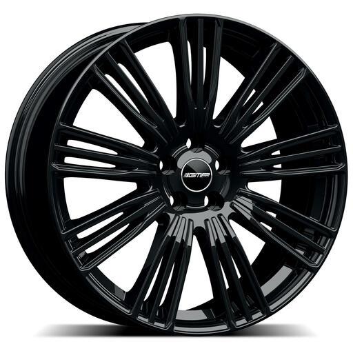 GMP COVENTRY Black glossy 22 inch velg