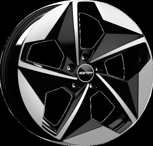 GMP EMOTION Black Diamond 19 inch velg