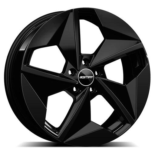 GMP EMOTION Black glossy 19 inch velg