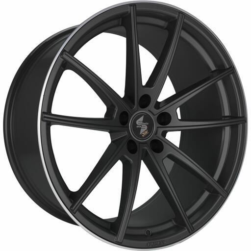 ETA BETA MANAY Black matt 20 inch velg