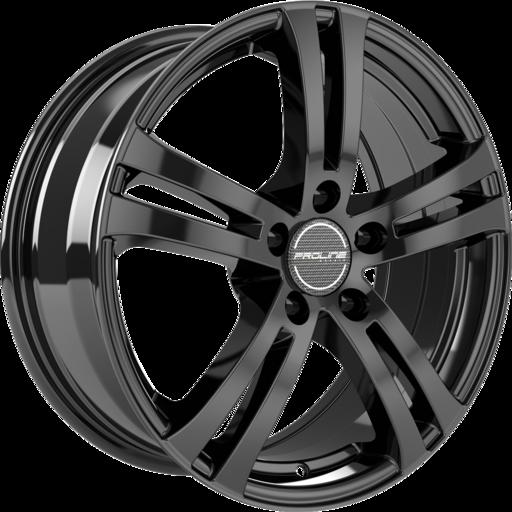 Proline Wheels BX700 black polished 19 inch velg