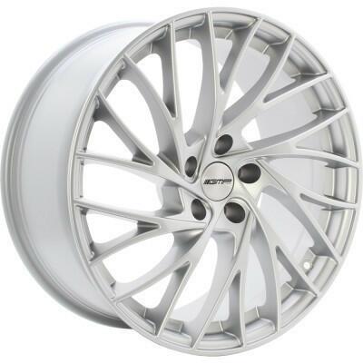GMP ENIGMA CONCAVE Super zilver 21 inch velg