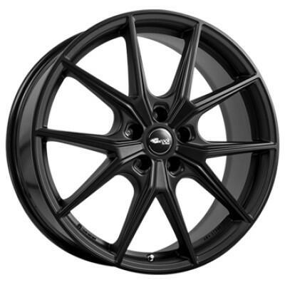 BROCK B40 Mat zwart 20 inch velg