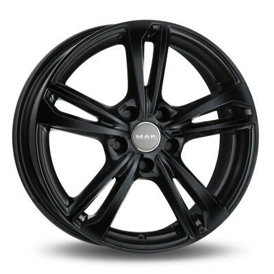 MAK FAHR Zwart 18 inch velg