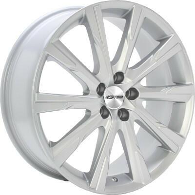 GMP KIRA Zilver 18 inch velg