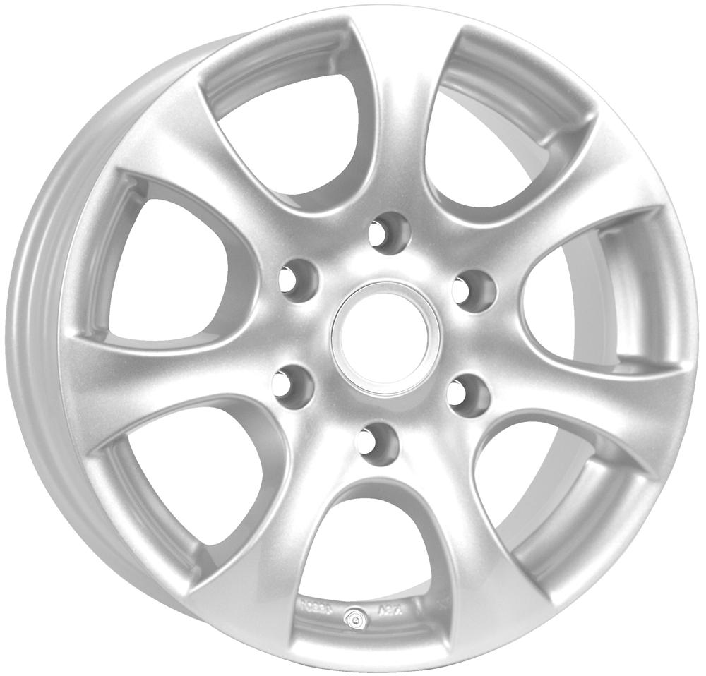 RC DESIGN MATRIX T Zilver 16 inch velg