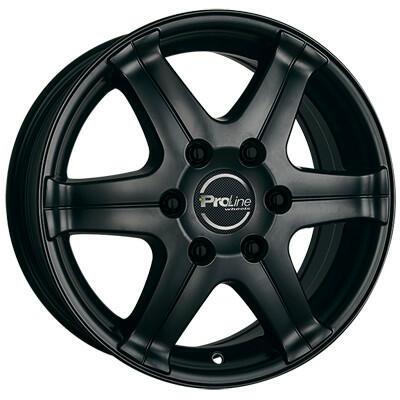 Proline Wheels PV/T black matt 16 inch velg
