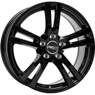 Proline Wheels BX700 black glossy 17 inch velg