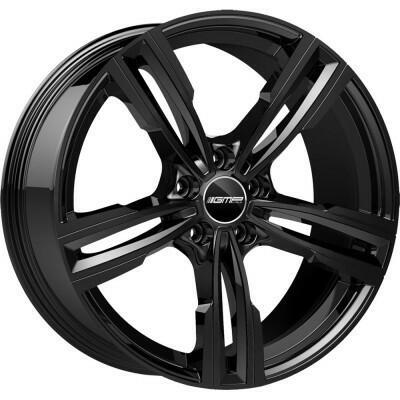GMP REVEN Zwart 20 inch velg