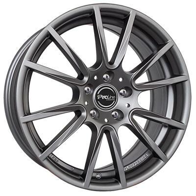 Proline Wheels PXF matt grey 17 inch velg