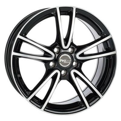 Proline Wheels CX300 black polished 15 inch velg