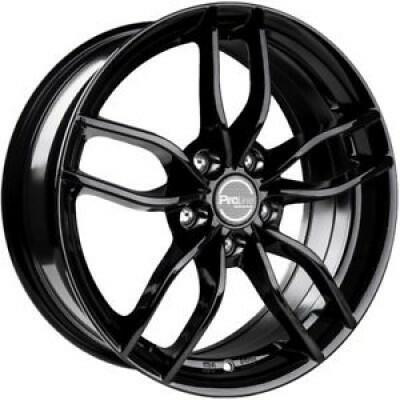 Proline Wheels ZX100 black glossy 15 inch velg