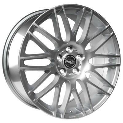 Proline Wheels PXK metallic silver 18 inch velg