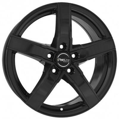 Proline Wheels SX100 black glossy 16 inch velg