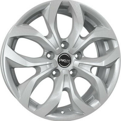 Proline Wheels TX100 metallic silver 16 inch velg