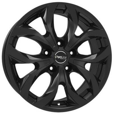 Proline Wheels TX100 black glossy 17 inch velg