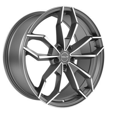 Proline Wheels PXM matt grey polished 20 inch velg