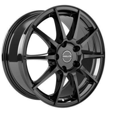 Proline Wheels UX100 black glossy 16 inch velg