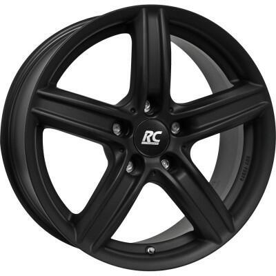 RC DESIGN RC21 ECE Mat zwart 16 inch velg