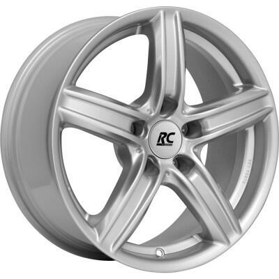 RC DESIGN RC21 ECE Zilver 16 inch velg